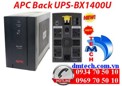 Bộ lưu điện APC Back UPS-BX1400U