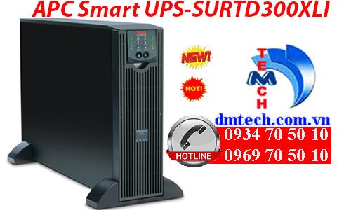Bộ lưu điện APC Smart UPS-SURTD3000XLI