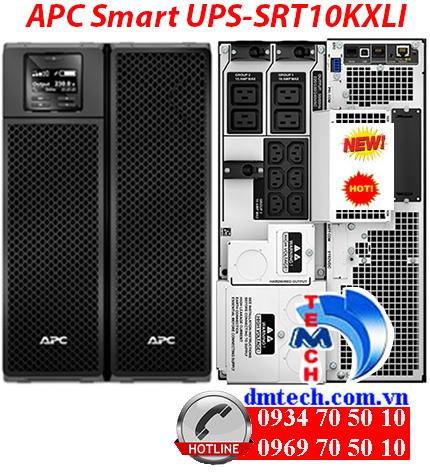 Bộ lưu điện APC Smart UPS-SRT10KXLI