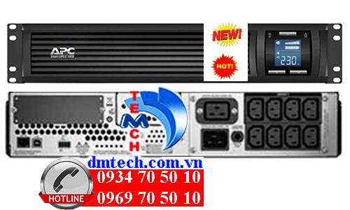 Bộ lưu điện APC Smart UPS-SMT2200RMI2U