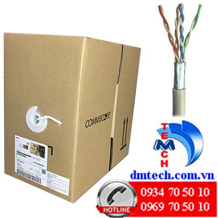 CÁP MẠNG AMP CAT5e FTP-0-0219413-2