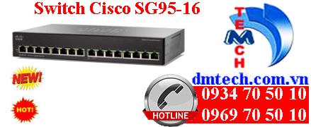 Switch Cisco SG95-16