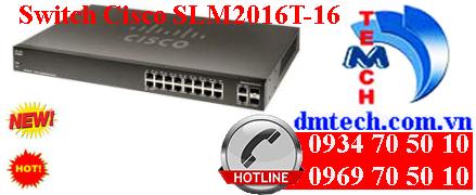 Switch Cisco SLM2016T-16
