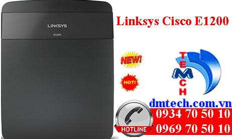 Linksys E1200 – Router Wifi Chuẩn N 300Mbps