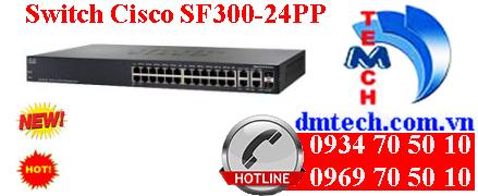 Switch Cisco SF300-24