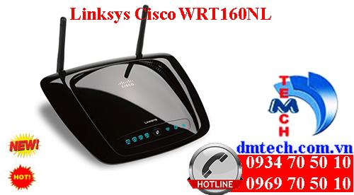 Linksys WRT160NL WiFi Router