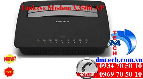Modem Linksys X3500-AP