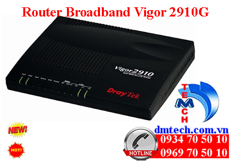Router BroadBand Vigor 2910G