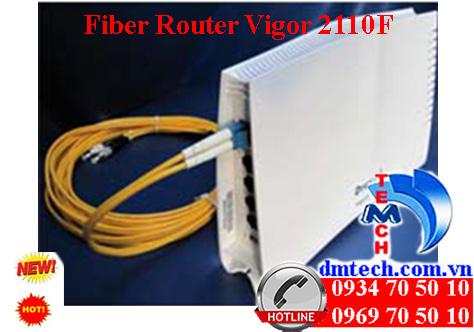 Fiber Router Vigor 2110F