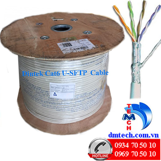 CÁP MẠNG DINTEK CAT6 SFTP-1107-04001