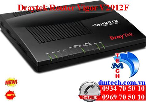 Router DrayTek Virgo V2912F