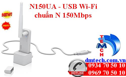 N150UA - USB Wi-Fi chuẩn N 150Mbps