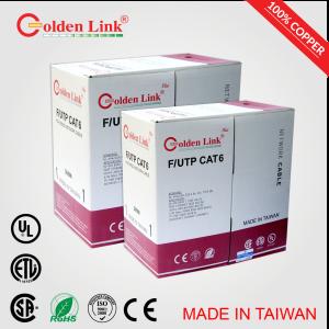 CÁP MẠNG GOLDEN LINK CAT6 FTP PLUS-2-001 04 TW