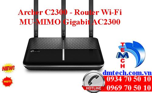 Archer C2300 - Router Wi-Fi MU-MIMO Gigabit AC2300
