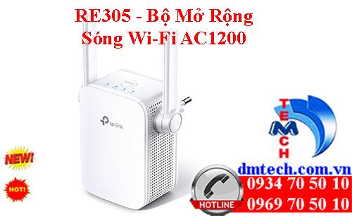 RE305 - Bộ Mở Rộng Sóng Wi-Fi AC1200