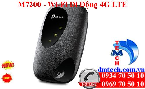 M7200 - Wi-Fi Di Động 4G LTE