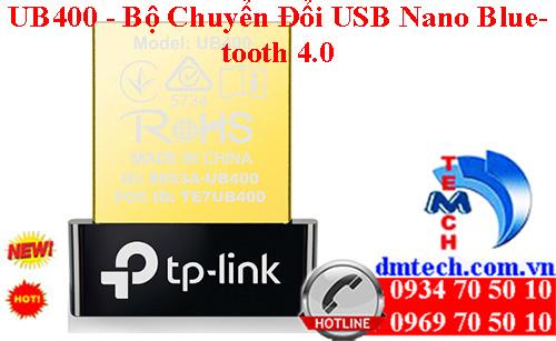 UB400 - Bộ Chuyển Đổi USB Nano Bluetooth 4.0
