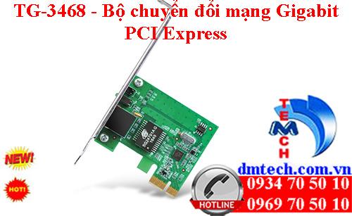 TG-3468 - Bộ chuyển đổi mạng Gigabit PCI Express