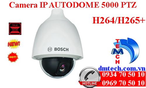 Camera AUTODOME 5000 PTZ(720TVLSensor)