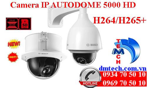 Camera IP AUTODOME 5000 HD