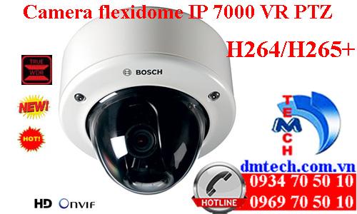 Camera flexidome IP 7000 VR PTZ