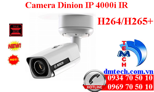 Camera Dinion IP 4000i IR