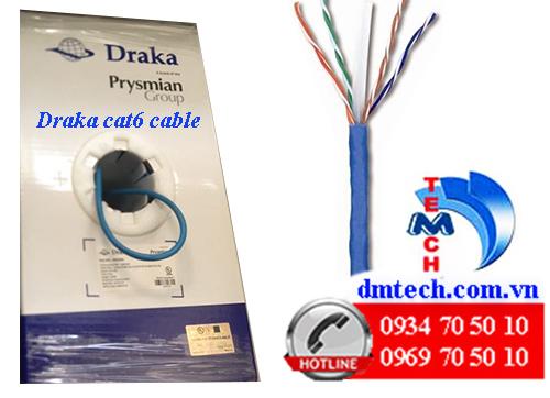 CÁP MẠNG DRAKA CAT6 UTP-60026453