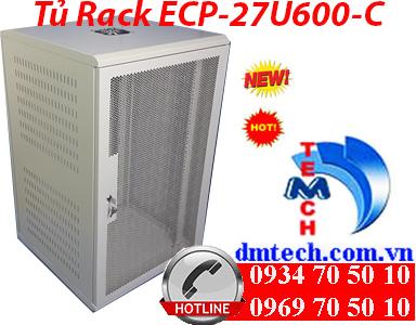Tủ Rack 19 27U - D600