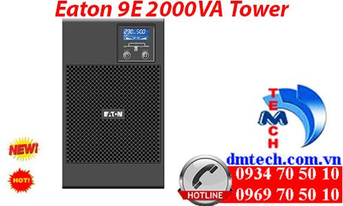 Bộ lưu điện UPS Eaton 9E 2000VA Tower