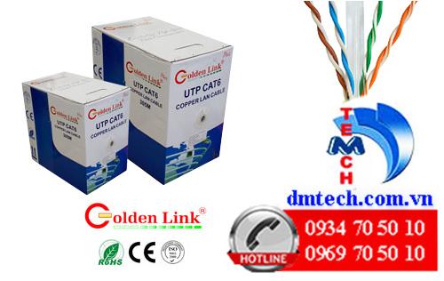CÁP MẠNG GOLDEN LINK CAT6 UTP Plus-2-00103