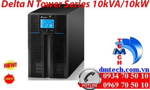 Bộ lưu điện Delta N Tower Series 10kVA/10kW On-Line UPS