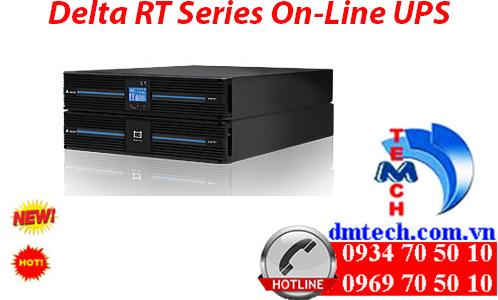 Bộ lưu điện Delta RT Series On-Line UPS