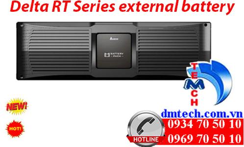 Delta RT Series external battery module