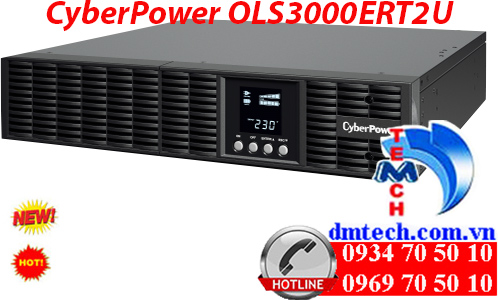 Bộ lưu điện CyberPower OLS3000ERT2U