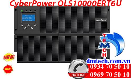 Bộ lưu điện CyberPower OLS10000ERT6U