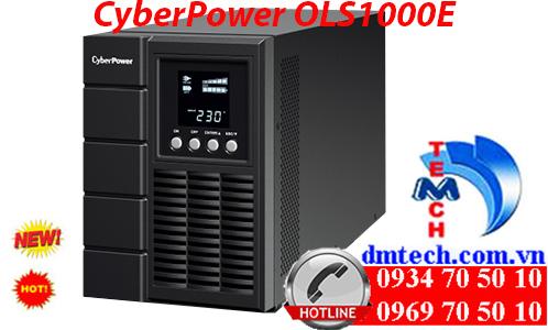 Bộ lưu điện CyberPower OLS1000E