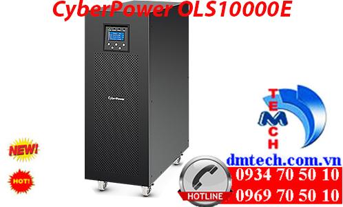 Bộ lưu điện CyberPower OLS10000E