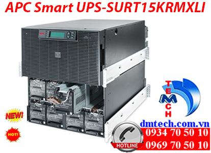 Bộ lưu điện APC Smart UPS-SURT15KRMXLI