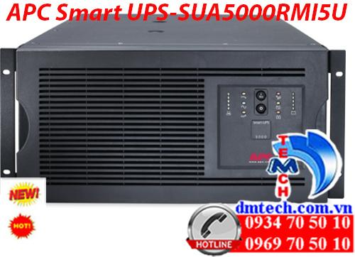 Bộ lưu điện APC Smart UPS-SUA5000RMI5U