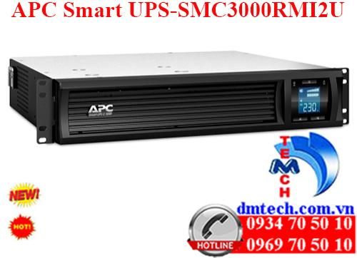 Bộ lưu điện APC Smart UPS-SMC3000RMI2U