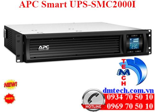 Bộ lưu điện APC Smart UPS-SMC2000I-2U