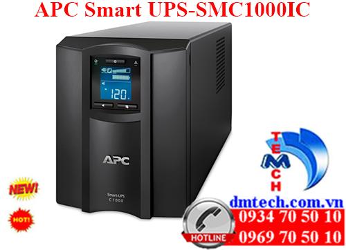 Bộ lưu điện APC Smart UPS-SMC1000IC