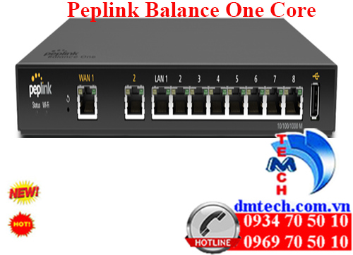 Peplink Balance One Core