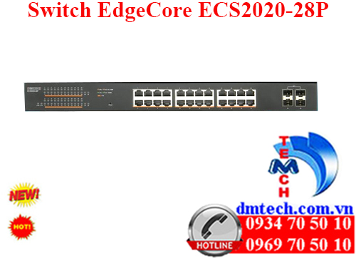 Switch EdgeCore ECS2020-28P