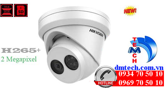 Camera IP Dome hồng ngoại Hikvision DS-2CD2325FHWD-I
