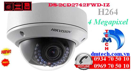 Camera IP HIKVISION DS-2CD2742FWD-IZ