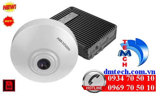 Camera IP HIKVISION iDS-2CD6412FWDC