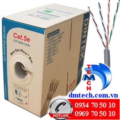 CÁP MẠNG DINTEK CAT5e UTP-1101-03003