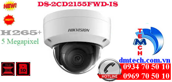 Camera IP HIKVISION DS-2CD2155FWD-IS