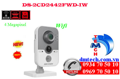 Camera IP HIKVISION DS-2CD2442FWD-IW